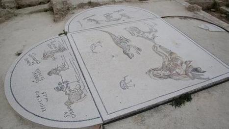 Córdoba: Cultura promete devolver el mosaico nilótico a Puente Genil | Centro de Estudios Artísticos Elba | Scoop.it