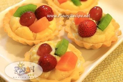 Filipino food recipes page 2 scoop mini fruit tart recipe an ideal dessert for christmas party filipino food recipes forumfinder Choice Image