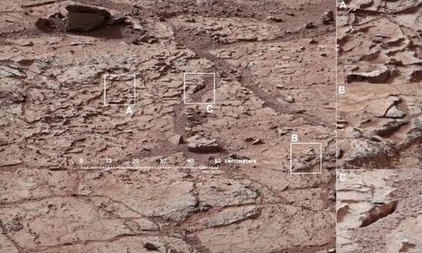 NASA su izleri bulmak için ilk kaya sondajını gerçekleştiriyor   teknomoroNews   Scoop.it