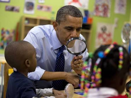 Obama promotes preschool education in Georgia visit | Studying Teaching and Learning | Scoop.it