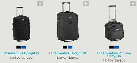 My Favorite Travel Gear Brands: Eagle Creek | Wandering Salsero | Scoop.it