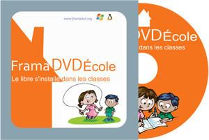 FramaDVD École : des logiciels libres pour l'école maternelle et élémentaire   enseignement en primaire   Scoop.it