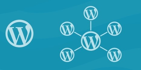 What Is WordPress Multisite & How to Set up a Multisite Network? | Free & Premium WordPress Themes | Scoop.it