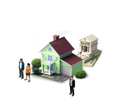 Qui possède vraiment votre maison ? Vous, ou la banque ? | Les news du Web | Scoop.it