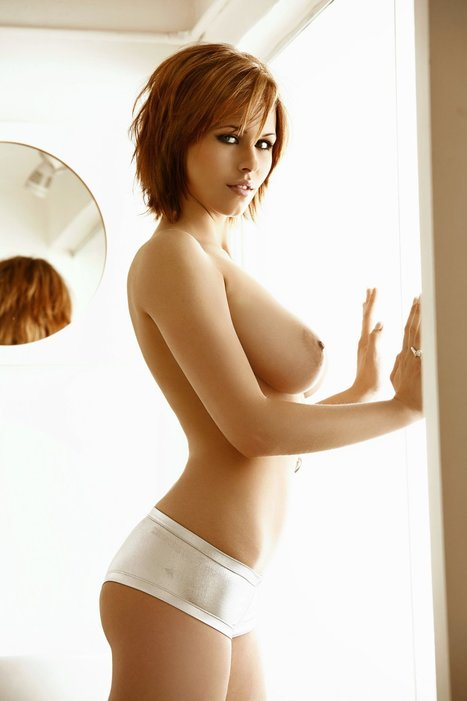 Large breasts and shiny panties.   Busty Boobs Babes   Scoop.it