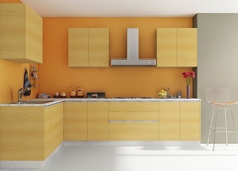 Latest Modular Kitchen Designs In Delhi India