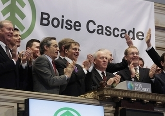 Success of Boise Cascade debut suggests healthy IPO, housing markets | Timberland Investment | Scoop.it