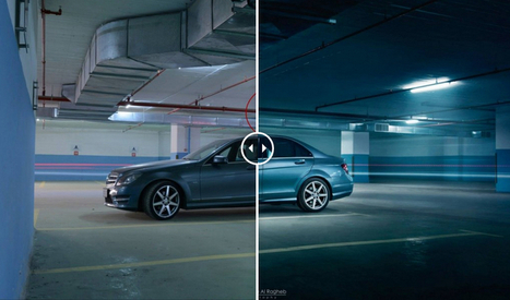 Car photography tutorials off camera flash car photography, part.