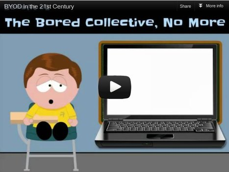 BYOD Video [Star Trek Style] | Mobile Learning k-12 | Scoop.it