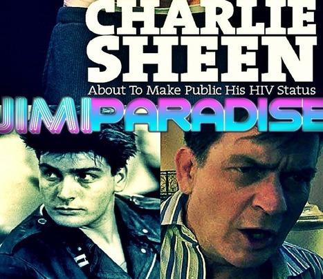Hollywood shock: Charlie Sheen ha l'AIDS e avrebbe infettato un bel po' di gente... | GOSSIP, NEWS & SPORT! | Scoop.it