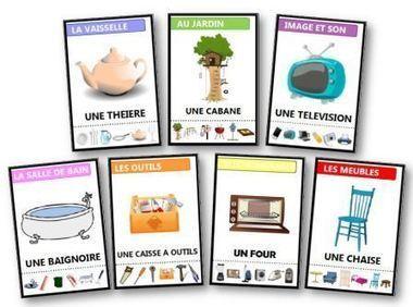 Jeux des 7 familles gratuits imprimer - Ou donner des meubles gratuit ...