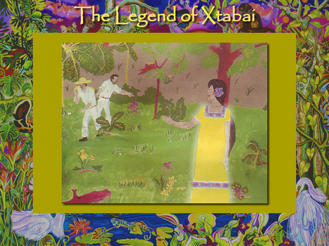 Read the Legend of Xtabai 1 | Belize in Social Media | Scoop.it