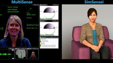 The doctor is in: Virtual therapist to help treat stress disorders | Longevity science | Scoop.it