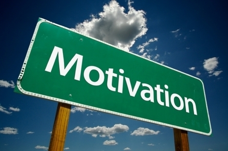 Rachael Roberts - Motivation | Reflections on Learning | Scoop.it