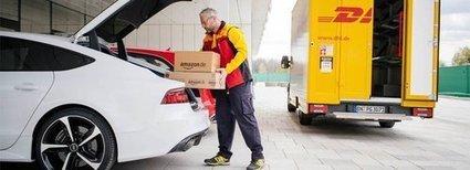 Amazon teste la livraison dans le coffre des voitures | TechRevolutions | Scoop.it