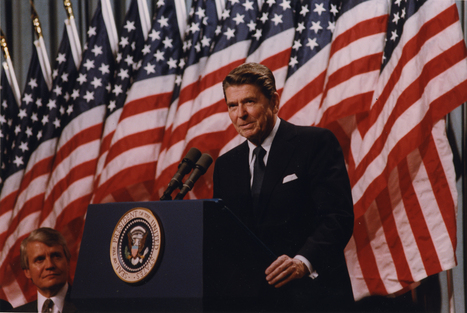 Ronald Reagan - Une Idole Controversée - 97 mn - ZDF - Arte - 2011   documentaires   Scoop.it