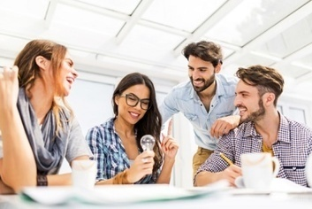 Workplace fun provides learning boost to employees | E-learning News and Notes | Scoop.it