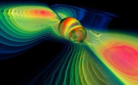 Las ondas gravitacionales, detectadas por primera vez | Organización y Futuro | Scoop.it