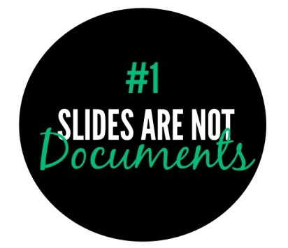 Visual Design: Setting Your Slides Up For Success   Digital Presentations in Education   Scoop.it
