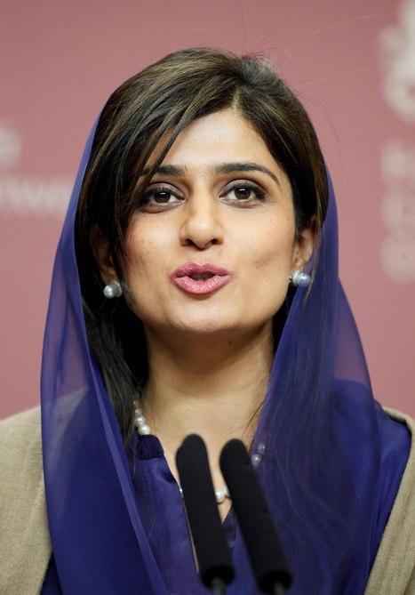 Hot And Sexy Politician Photos Hina Rabbani Khar Hd Photos Wallpapers