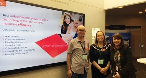 Day three of AoC: what we've seen and heard | Jisc | eLearning tools | Scoop.it