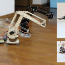 Arduino-Controlled Industrial Robotic Arm for your Desktop | Internet of Things - Lars | Scoop.it
