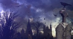 13 Creepy Bits of Bookish Trivia | Google Lit Trips: Reading About Reading | Scoop.it