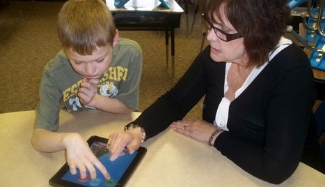 Interview – iPad in the Classroom Enhances Learning   NickWestergaard.com   21st Century Learning Curtin Ed160   Scoop.it