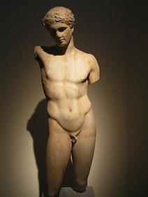 Grecia retira de exposición en Catar dos estatuas por polémica sobre nudismo   Referentes clásicos   Scoop.it