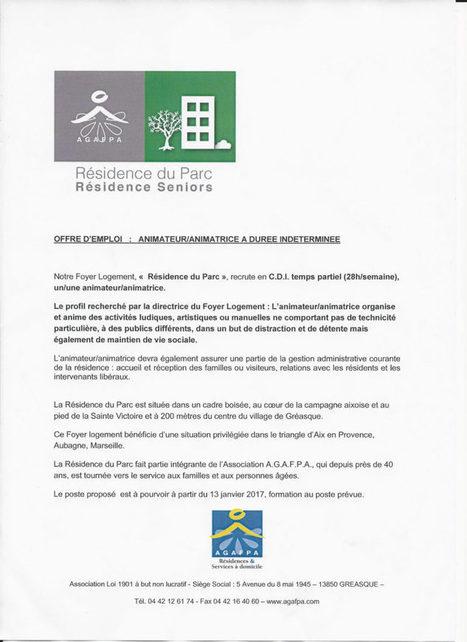 Offres d'emploi - Enep.fr | CaféAnimé | Scoop.it