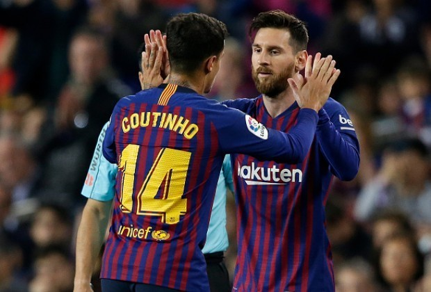 Fc Barcelonas Philippe Coutinho What I Told