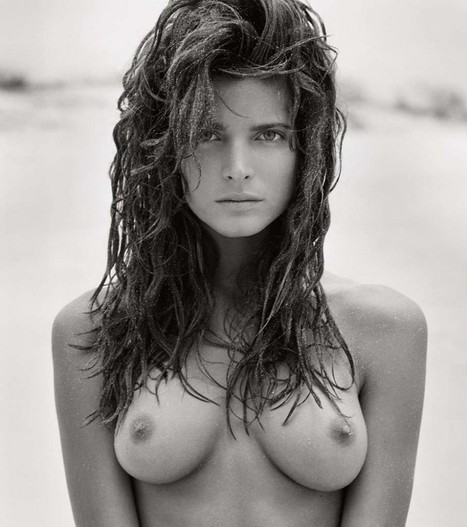Herb Ritts et ses sensuels portraits de femmes | Graine de Photographe The Blog | Jaclen 's photographie | Scoop.it