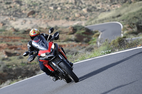 BikeSocial: Ducati Multistrada 950 (2017) - world first review! | Ductalk Ducati News | Scoop.it