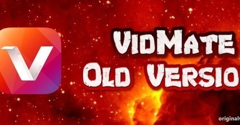 Old version vidmate download | Vidmate old version 2 5, 3 03