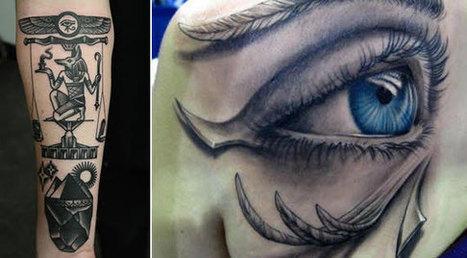 Ideas De Tatuajes Egipcios Para Hombres Tatua