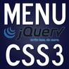 jQuery & CSS3 Menus
