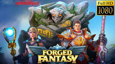 Download Forged Fantasy MOD APK V1 0 - Free RPG