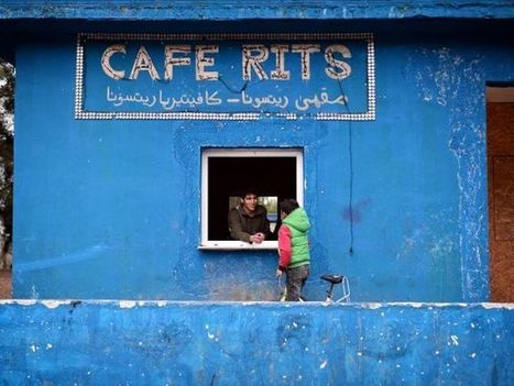 Syrian Chef Serves Up Traditional Food at Ritsona Migrant Camp's 'Cafe Rits'  | Politically Incorrect | Scoop.it