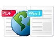 Cómo convertir de PDF a Word | notícies TIC | Scoop.it