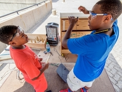 School Makerspaces: Building the Buzz | STEM Education models and innovations with Gaming | Scoop.it