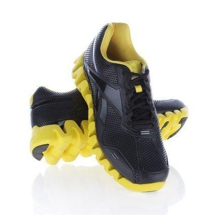 Reebok Men's Zig Energy Running Shoe,BlackCome