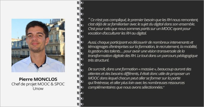 Interview Pierre Monclos, MOOC Digital RH | MOOC Francophone | Scoop.it
