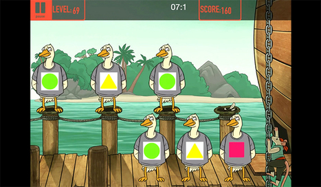 Video games can have lasting impact on learning A...   JRD's educational gaming   Scoop.it