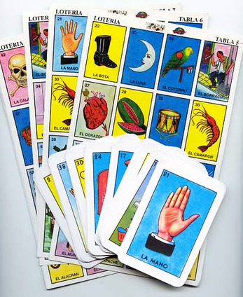 For Spring Break Invest in Mexican Loteria | mexicanismos | Scoop.it