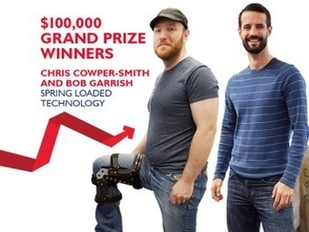 Nova Scotia's Spring Loaded Technology Wins BDC Young Entrepreneur Award - Cantech Letter | Home Business | Scoop.it
