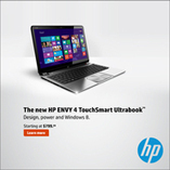 Hewlett-Packard touts new laptops via mobile advertising - Advertising - Mobile Commerce Daily | Radio 2.0 (En & Fr) | Scoop.it