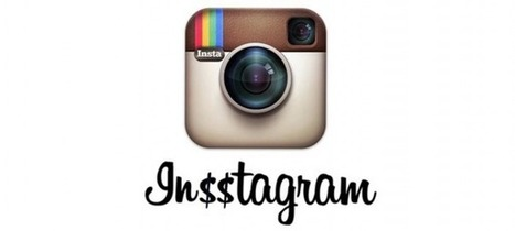 Instagram : Publicité à venir dans les prochains mois - WebLife | la communication du futur | Scoop.it