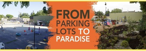 Depave. From Parking Lots to Paradise   Asphalt and concrete removal from urban areas. Based in Portland, Oregon.   Moove it !  On se bouge !   Scoop.it
