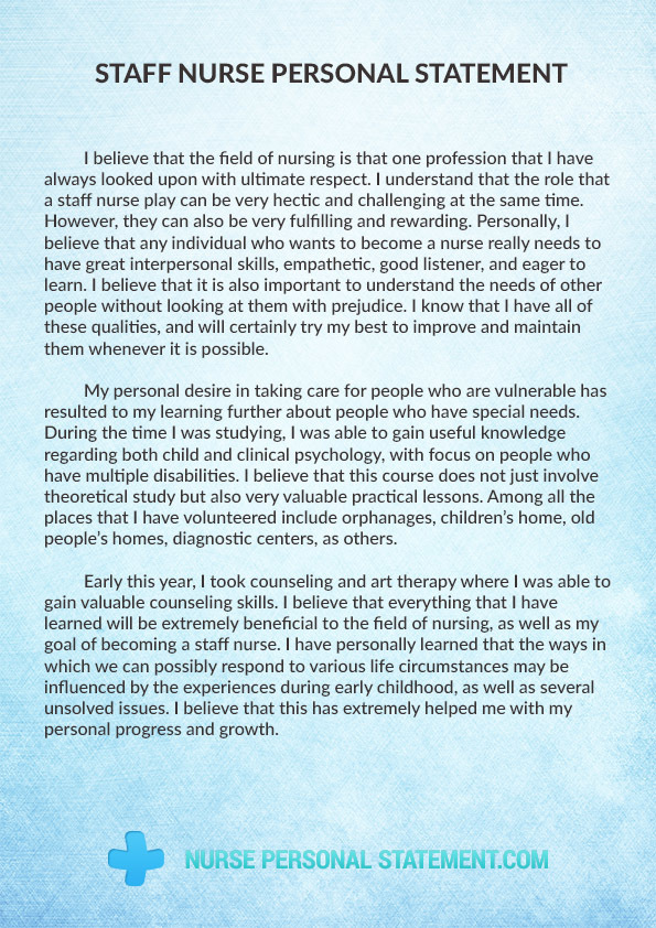 Dental Nurse CV Example     Cover Letters and CV Examples     Graduate School Personal Statement Examples   Free   Premium