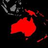 OCÉANIE continent